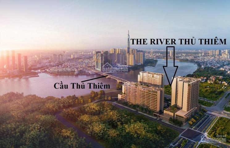 Nhận booking giữ chỗ The River Thủ Thiêm Quận 2 - Mở bán giai đoạn đầu tiên