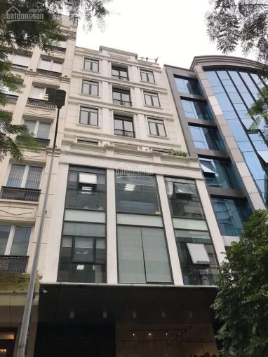 Bán nhà mặt phố Phan Kế Bính 5 tầng, DT 60m2xMT 7m, giá 15.5 tỷ, đẹp nhất khu vực. LH 0832.108.756