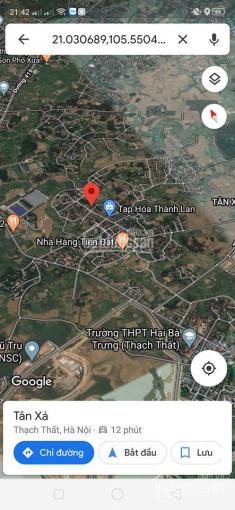 Tổng diện tích 279m2 full thổ cư trục chính thôn 3 Tân Xã. LH 0982246088/0977803102