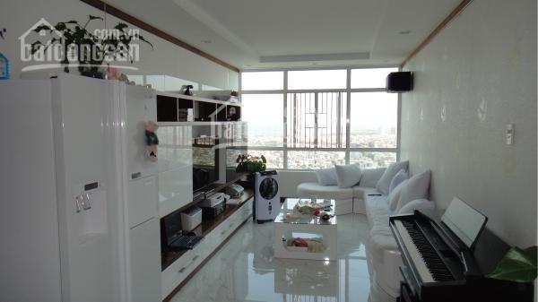 Bán căn hộ Q8 - Giai Việt có sổ giá rẻ,115- 150m2 (2 và 3PN) full nội thất cao cấp  0937934496