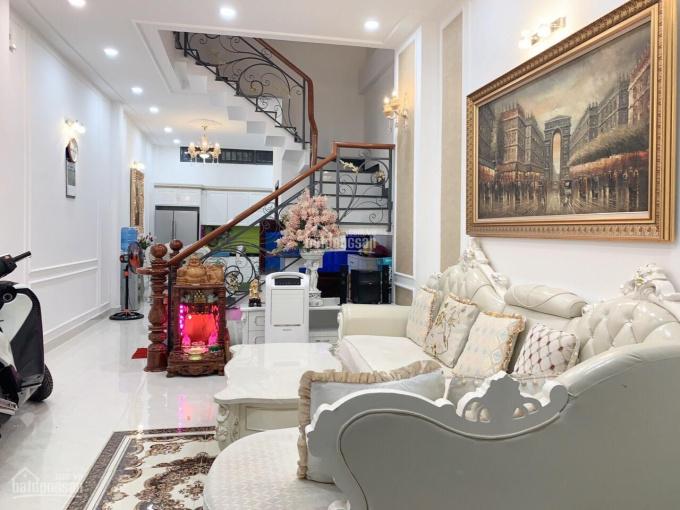 Kẹt tiền Bán gấp nhà HXH 6m Bàu Cát P14 Tân Bình (4x14m) 1 trệt 3 lầu cực đẹp, giá chỉ 6.5 tỷ
