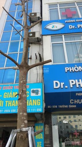 Cho thuê lâu dài nhà 5 tầng mặt phố Trường Chinh - Ngã Tư Vọng