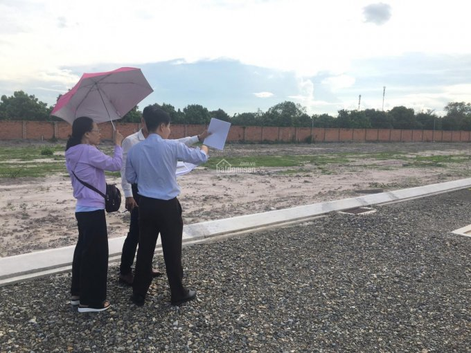 Bán đất Phú Mỹ cao tốc Biên Hòa VT 1.4 tỷ có sẵn thổ cư SHR, lô góc MT 12m - gần KDL Núi Dinh