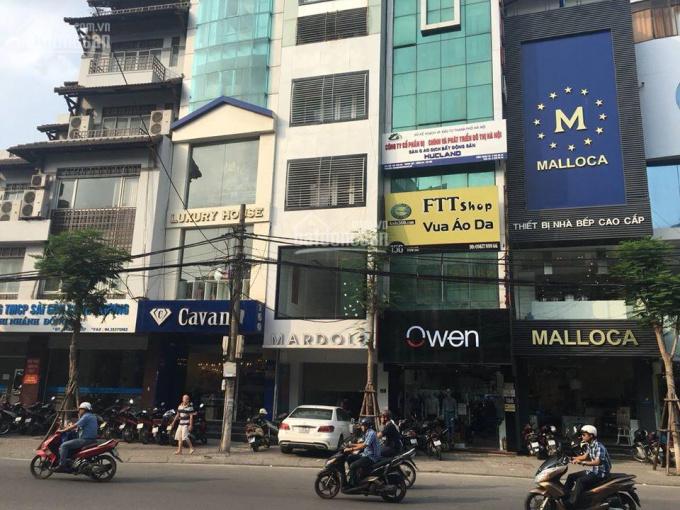 Bán gấp nhà mặt phố ngã tư Cửa Bắc, Ba Đình, MT 6.3m, 20 tỷ, KD các kiểu, spa, làm tóc, VP