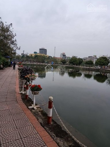 Bán nhà mặt phố Nghi Tàm, Tây Hồ, 50m2 giá 17 tỷ