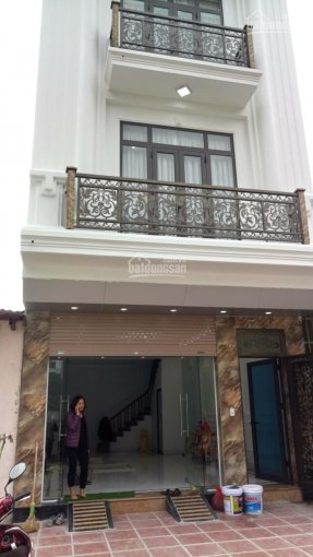 Bán nhà 5 tầng kinh doanh mặt phố Ngô Xuân Quảng, Trâu Quỳ, Gia Lâm. Liên hệ 0868423986