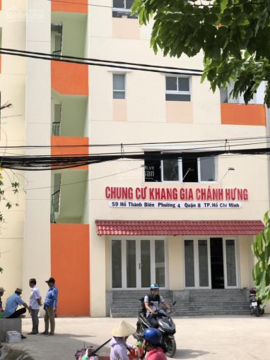 Bán căn hộ Khang Gia quận 8, 50m2, giá chỉ 1,320 tỷ. LH 0906306966