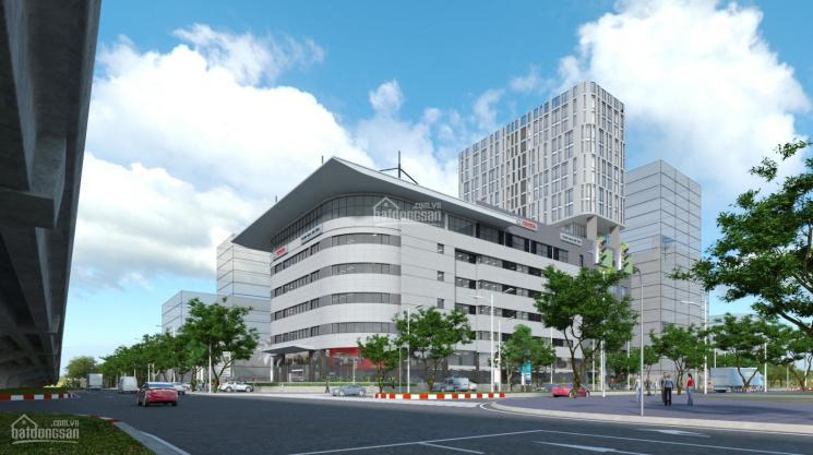 Cho thuê văn phòng tòa nhà Toyota Mỹ Đình tòa 6 tầng, 170m2, 285m2