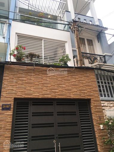 Cho thuê nhà MT 140 Phan Đình Phùng, Quận Phú Nhuận
