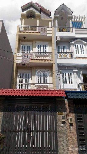 Nhà cho thuê ngay chợ Bình Thành đúc 3.5 tấm khu DC víp, giá 7tr/th. 0938384959