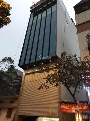 Bán nhà mặt phố Nguyễn Khang DT 125m2 xây 9 tầng giá 48 tỷ