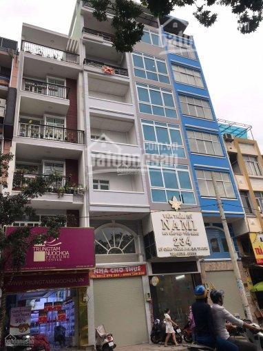 Bán nhà mặt tiền Lê Bình, Hiệp Nhất P2 Tân Bình, 5x20m, GPXD Hầm trệt, 6 lầu, 14 tỷ. LH 0901311525