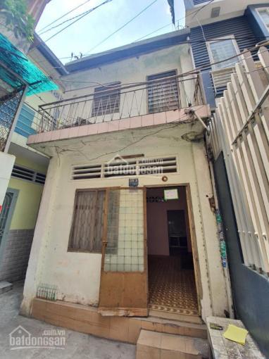 Nhà hẻm 50m2 nguyên căn cho thuê dài hạn, đường Phan Đăng Lưu, Phú Nhuận