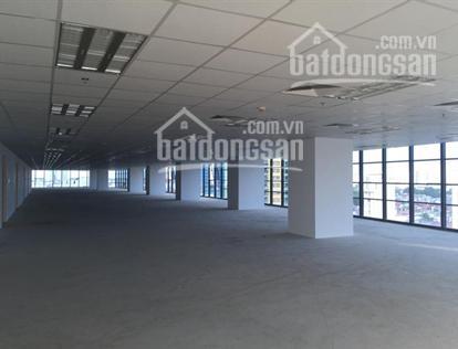 Cho thuê tổ hợp văn phòng, thương mại, dịch vụ phố Cầu Giấy 4.300 m2, giá 150 nghìn/m2/th