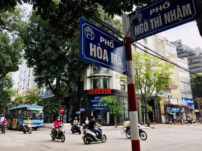 Cho thuê VP hạng A, B; DT 100 - 1035m2, vị trí góc 02 mặt các phố chính Ngô Thì Nhậm