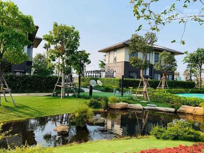 Biệt thự đơn lập 15x15m khu đại đô thị 355ha, bao bọc bởi dòng sông Vàm Cỏ Đông trải dài 5.8km