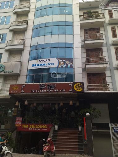 Cho thuê mặt bằng kinh doanh, sàn văn phòng khu Trần Thái Tông
