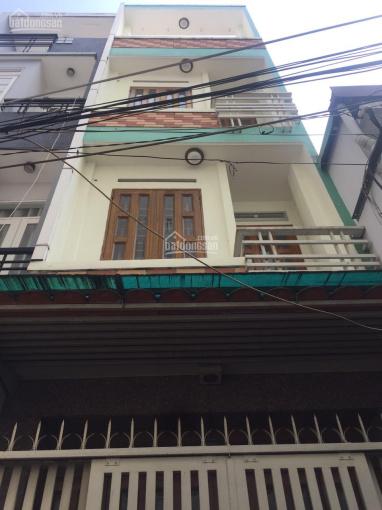Cho thuê nhà Hẻm xe hơi 153/5 Đất Thánh, P6, Tân Bình (khu Bắc Hải, CMT8)