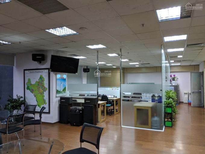 Cho thuê chung làm văn phòng tại Thanh Xuân, Hà Nội (đủ đồ, giá tốt không qua trung gian)