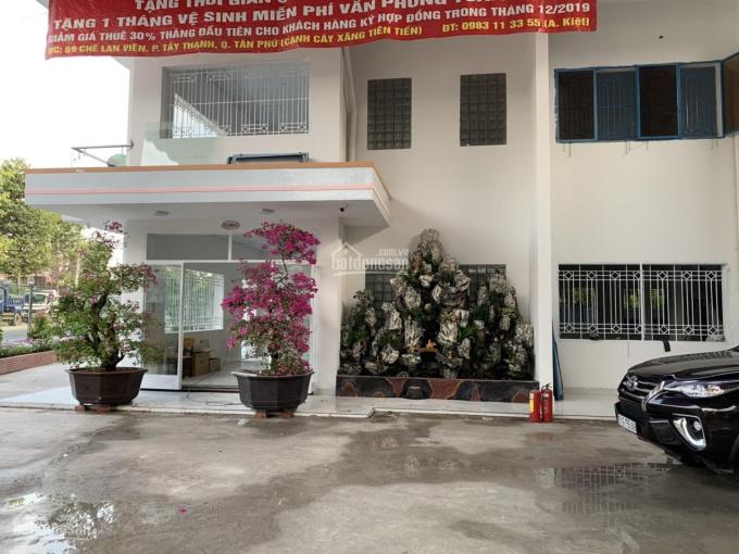 Tòa nhà cho thuê làm văn phòng hoặc trường học tại 59 Chế Lan Viên, Quận Tân Phú