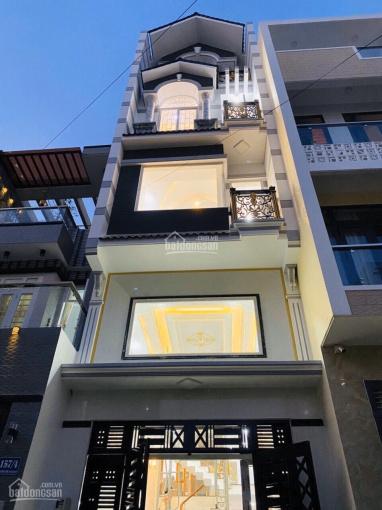 Bán nhà phố Võ Văn Kiệt - An Dương Vương giá 6,9 tỷ, 3 lầu, bank hỗ trợ 60%. LH 0908982299