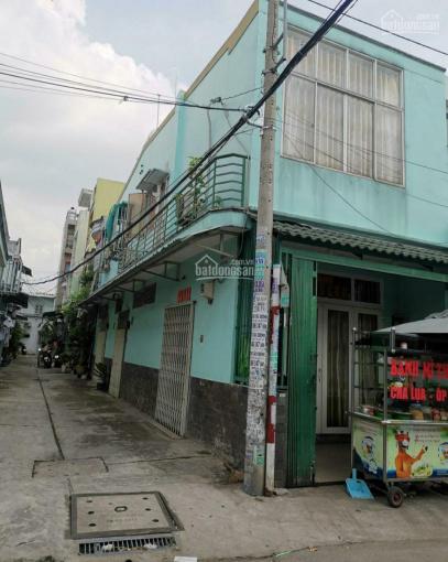 Bán nhà trọ 72m2 căn góc 2 mặt tiền đường Lê Lợi ngay Hóc Môn đang cho thuê 15 triệu, giá 1 tỷ 3