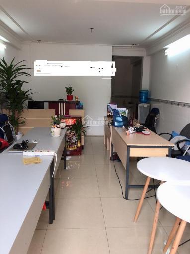Cho thuê nhà nguyên căn mặt tiền đường Lê Tuấn Mậu, ngang công viên Phú Lâm. 1 trệt, 1 lửng, 2 lầu