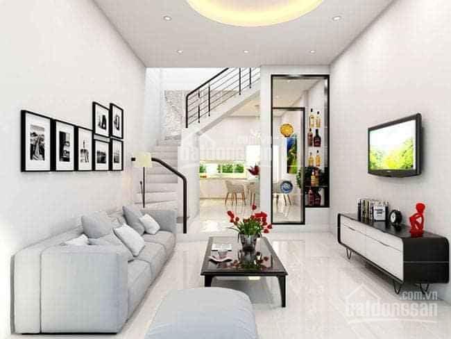 Nhà xây mới phố Hoàng Văn Thái - 40m ra phố - ngõ ba gác tránh - DT 35m2 x 5 tầng - hơn 3 tỷ