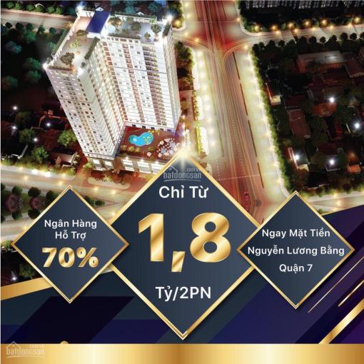 Mở bán căn hộ chung cư hot nhất quận 7 Viva Plaza, nhiều căn đẹp giá siêu tốt chỉ từ 1.8 tỷ/ 1 căn