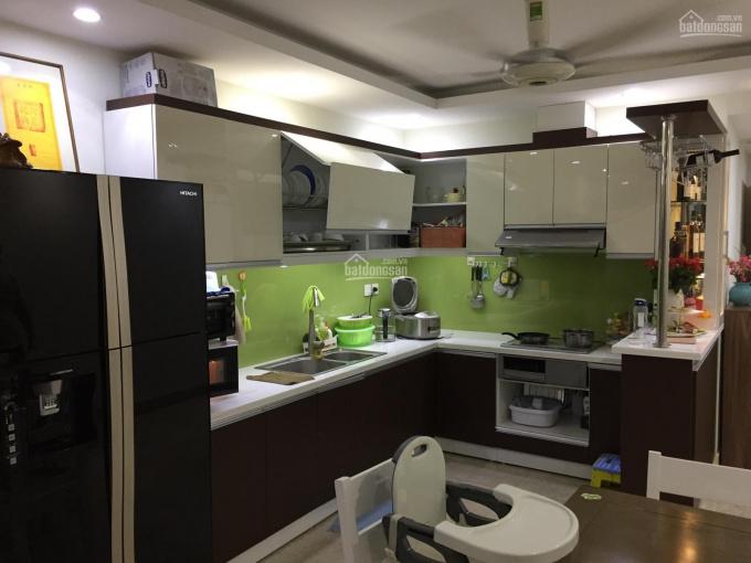 Cho thuê chung cư Thăng Long Number One, DT 117m2, 2PN, đủ nội thất, giá 18 triệu, LH 0944196959