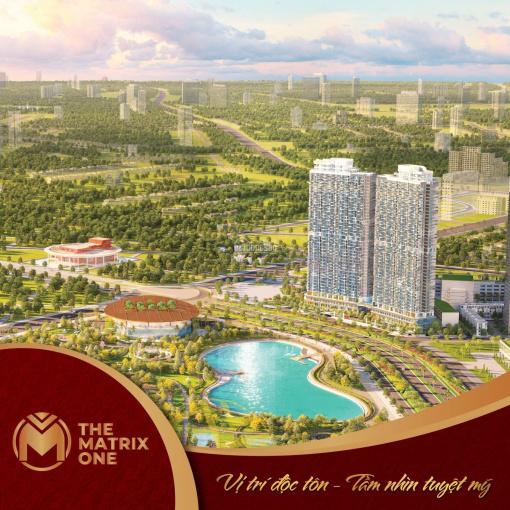 Thông tin chi tiết cho khách hàng quan tâm dự án The Matrix One Mễ Trì - LH 0845.848.999