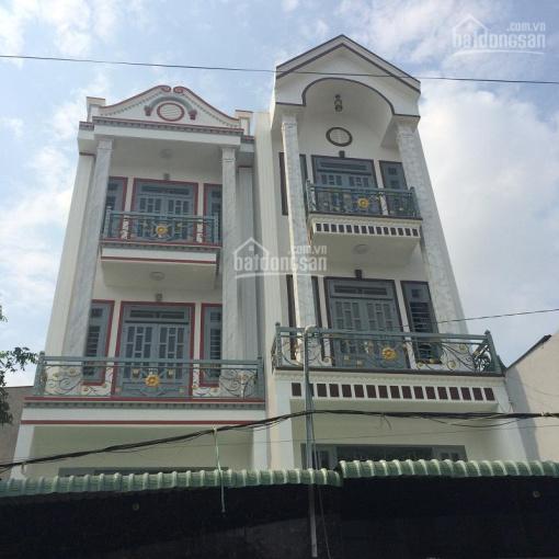 Bán nhà 1 trệt lửng 2 lầu 4x15m, giá 3.95 tỷ, đường 8m Nguyễn Ảnh Thủ, P. HT, Q12. LH 0933805479