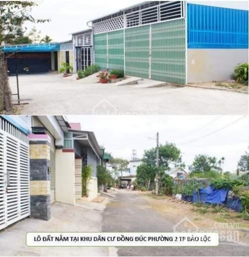 Bán lô hẻm 84 Tây Sơn, P2, TP Bảo Lộc DT 5x24,8m, có 48m2 TC hẻm nhựa rộng ôtô quay đầu thoải mái