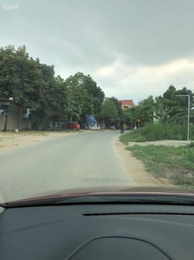 Bán 150m2 mặt đường TL420 cạnh ngã 3 Vân Lôi, 5m mặt tiền nở hậu sát CNC Hòa Lạc. LH: 0898070765