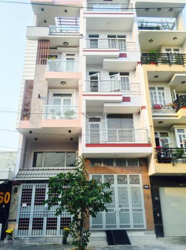 Cho thuê nhà mặt phố Nguyễn Đình Hoàn, Quan Hoa, Cầu Giấy 65m2 x 5T, MT 6m (làm spa, làm văn phòng)