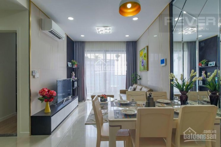 Cần cho thuê căn hộ Masteri Millennium 2PN 2WC 19tr/th bao phí dịch vụ, internet LH: 0797 536 536