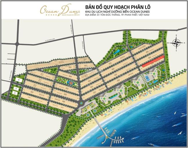 Bán lô góc 2 mặt tiền đẹp Ocean Dunes cho khách xây khách sạn nghỉ dưỡng giá rẻ 0977117546 Pháp