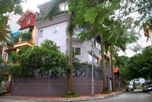 Bán biệt thự KĐT Pháp Vân, diện tích 308m2, 04 tầng. LH 0989604688 ảnh 0