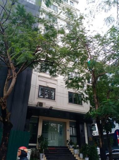 Bán gấp nhà mặt phố Cầu Giấy, Hà Nội, lô góc 300m2, cho thuê 400tr/tháng