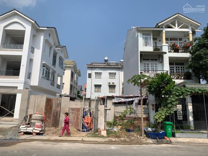 Bán đất biệt thự 200m2 gần sông Vàm Thuật. Giá 75tr/m2, P. 13 Bình Lợi, Bình Thạnh ảnh 0