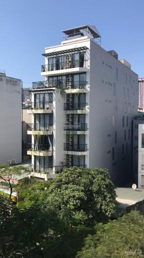 Bán gấp tòa nhà mặt phố Trần Thái Tông - Dịch Vọng, Cầu Giấy. Lô góc 300m2, đang cho thuê 400 tr/th