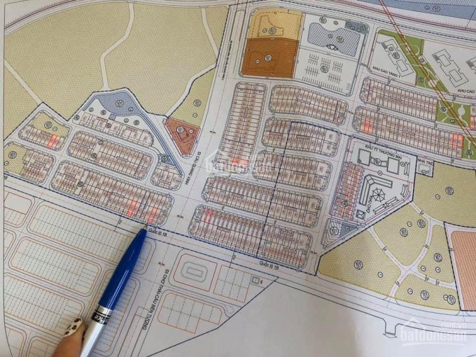 Cần bán shophouse mặt đường QL1B, Đồng Bẩm, Thái Nguyên, xây 5 tầng, diện tích 100m2, chỉ có 5 tỷ ảnh 0