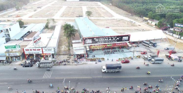 Dự án trung tâm thương mại đối diện chợ Nhật Huy. LH 0329851851