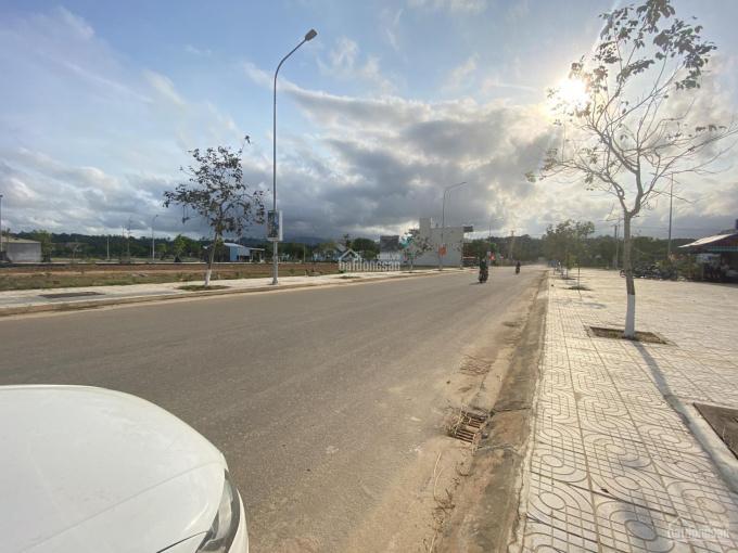 Chủ cần tiền kinh doanh bán lô đất hướng Nam, mặt tiền đường 21m, vỉa hè 5m dự án An Phú, TT Mộ Đức ảnh 0