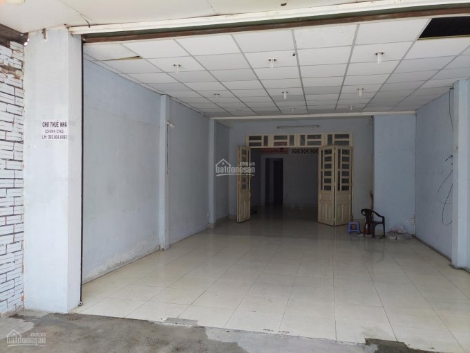 Cho thuê nhà nguyên căn mặt tiền đường Nguyễn Thị Tú, phường Bình Hưng Hòa B, quận Bình Tân ảnh 0
