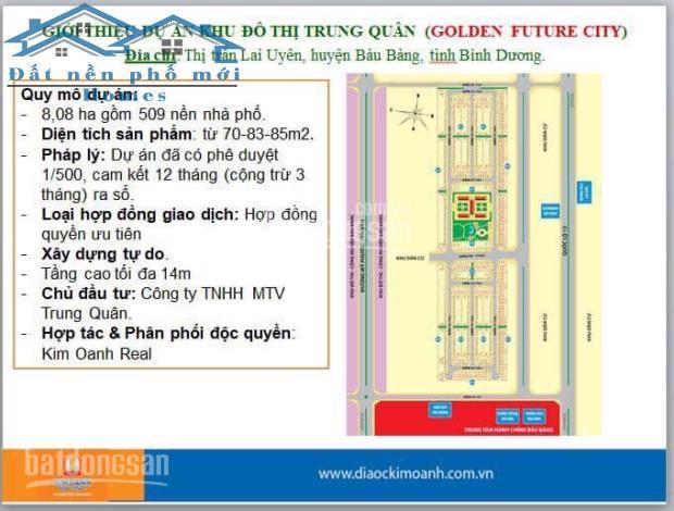 Đất nền cần bán ,Ngay KCN Bàu Bàng