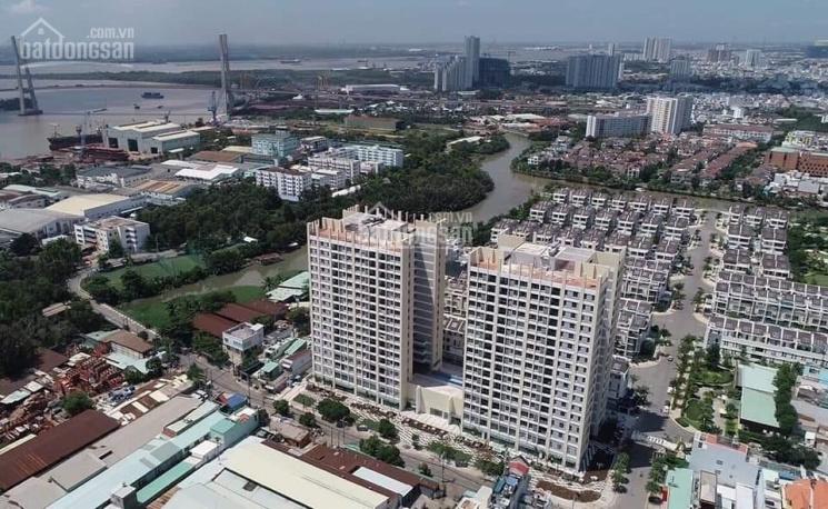 Cho thuê sàn thương mại, mặt tiền đường Bùi Văn Ba, Tân Thuận Đông, Quận 7, Tp HCM