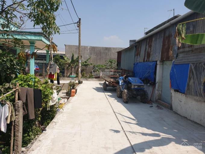 Bán gấp đất 2 mặt tiền đường Vườn Thơm, xã Bình Lợi, huyện Bình Chánh - LH: 0983.07.69.79 ảnh 0