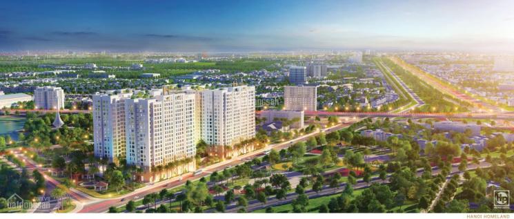 Cho căn hộ tại dự án Hà Nội HomeLand căn 2PN 7tr/ tháng, căn 3 PN 7,5tr/tháng LH 0813 666 l l l