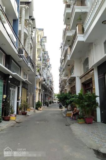 Nhà 03 lầu DT 4x10m, giá 4,45 tỷ, hẻm Huỳnh Văn Nghệ, Phường 15, Q. Tân Bình